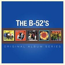 B-52'S ORIGINAL ALBUM SERIES 5 CD NEW