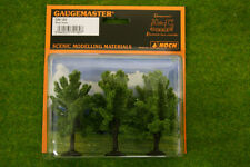 PLUM TREES 3 per pack 3 inches Gaugemaster HO/OO Scale GM180