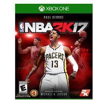 NBA 2K17 Early Tip-Off Weekend (Microsoft Xbox One, 2016)