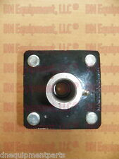 """Replacement 4-Bolt Tailwheel Fabricated Hub with 1"""" Bushings"""