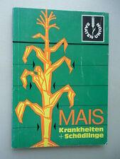 Mais Krankheiten + Schädlinge und deren Bekämpfung 1978