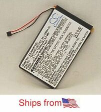 NEW GPS Battery Garmin Nuvi 3700 3760 3760T 3790T 3750 3.7V 1200mAh 361-00064-02