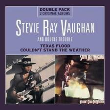 Stevie Ray Vaughan-  Texas Flood/ Couldn't Stand the Weather    Neu