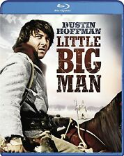 LITTLE BIG MAN (1970 Dustin Hoffman)  -  Blu Ray - Sealed Region free