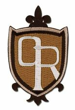 **License** Ouran High School Host Club School Logo Symbol Iron On Patch #4315