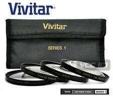 Vivitar 52mm Macro Close-Up Filter Lens Kit for Nikon D3000 D3100 D3200 D3300