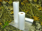 2 ROLLS  1 Each 8x18' & 11x20' Vacuum Sealer - Compare w/ Free Foodsaver Bag!