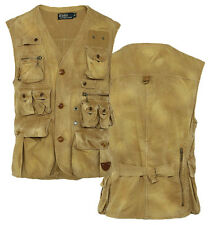 Ralph Lauren Wild River Hunting Shooting Fishing Gilet Bodywarmer - Size Small