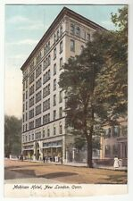 [54638] OLD POSTCARD MOHICAN HOTEL IN NEW LONDON, CONNECTICUT (UNDIVIDED BACK)