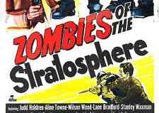 ZOMBIES OF THE STRATOSPHERE, COLOUR VERSION, 1952