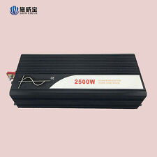 Selling  High Frequency DC To AC 2500W Pure Sine Wave Inverter