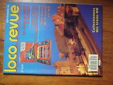 $$z Loco-Revue N°529 congres FFMF Orleans  diesel travaux HO  BB 20006  lichen