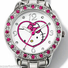 HELLO KITTY Link Bracelet Watch Avon