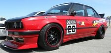 BMW 3 E30 FENDER FLARES/WHEEL ARCH EXT. FOR DRIFT / RACE 4 PCS