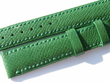 CHOPARD KALB ARMBAND BAND STRAP GRÜN GREEN 16 MM 70/105 NEW C16-6