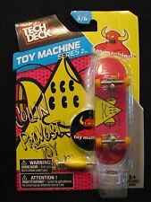 TECH DECK Toy Machine Collin Provost 3/6 Finger board Display Stand Series 2