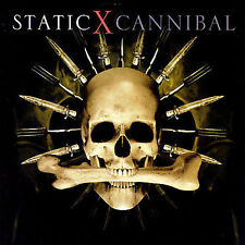 Cannibal [Edited] by Static-X (CD, Apr-2007, Reprise)