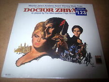 Music From Doctor Zhivago - Metropolitan Pops Orchestra Sealed Record
