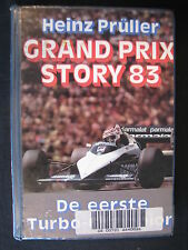 Peters' Book Grand Prix Story 83 de eerste Turbo-Champion Heinz Prüller (Ned)