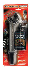 Grunge Brush Aluminum Chain Cleaner Combo for Motorcycle, ATV & Bicycle - GCP999