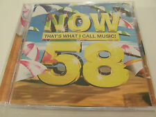 Now That's What I Call Music! 58 ( 2 x CD  Album 2004 ) Used Very Good