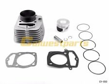 Honda ATC 200 XL200 Cylinder Kit 223CM3 250cc Piston 65.5mm Bore Rings Pin