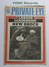PRIVATE EYE MAGAZINE - Issue 554 - Friday 11 March 1983