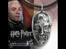 Harry Potter - Death Eater Mask Pendant - Lucius Malfoy - Noble Collection