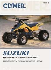 CLYMER REPAIR MANUAL PART#  M380-2 SUZUKI LT250R QUADRACER