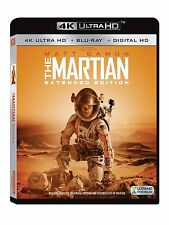 THE MARTIAN: EXTENDED EDITION  (4K ULTRA HD) - Blu Ray -  Region free