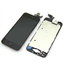 LCD Display Touch Screen Digitizer Assembly Replacement for Apple iPhone 5 Black