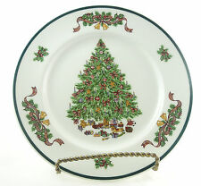 Johnson Brothers Victorian Christmas Dinner Plate Made in Staffordshire England