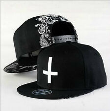 Fashion Trukfit Face Baseball Visor Snapback Hat Hip Hop Bboy KPOP Cap Adjustabl