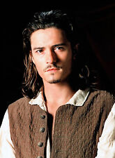 PHOTO PIRATES DES CARAÏBES- ORLANDO BLOOM - 11X15 CM  # 2