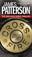 Cross Fire by James Patterson (2010, paperback)