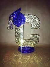 Sparkly Graduation Themed Letter/Number For A Graduation Party (Any Color!)