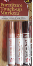 New  Furniture Touch Up Pens Markers Laminate Wood Floor (3 Piece In packet)