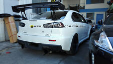 Lancer es cj evo 10 voltex style carbon fiber GT Spoiler wing ralliart evolution