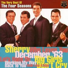 The Four Seasons : The Very Best of the Four Seasons CD (1995)