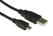 Micro USB Data Cables USB 2.0 A Male To B Micro USB Data Sync or Charger Cabel