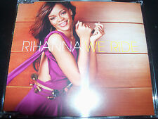 Rihanna We Ride Rare Australian CD Single