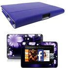 Genuine Leather Case Cover for Amazon Kindle Fire HD 7 inch + Skin Accessory P02