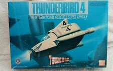 Bandai Thunderbird 4 submarine Plastic Construction Kit. Parts /sealed in bags