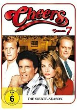 KIRSTIE ALLEY TED DANSON - CHEERS S7 MB 3 DVD NEU