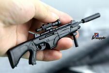 """1/6 Scale Soldier Weapon Model Italy ARX-160 Assault Rifle Gun Toys F 12"""" Figure"""