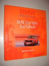 BMW Profile, Bd.3, BMW 02er Reihe, Das Kultauto - mit Prospekt! Walter Zeichner