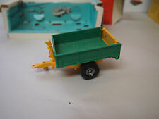 1980's Britains Tipping Trailer NO 9565 AS SHOWN