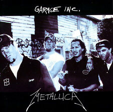 Metallica GARAGE INC. Covers/Compilation +REVISTED/B-SIDES & MORE New Vinyl 3 LP