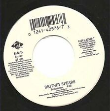 "BRITNEY SPEARS - Sometimes 7"" 45"