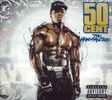 The Massacre 50 Cent MUSIC CD
